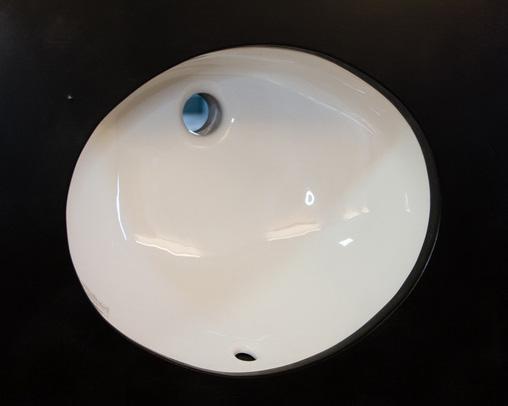 porcerlain sink